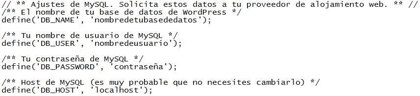 instalar wordpress en servidor propio