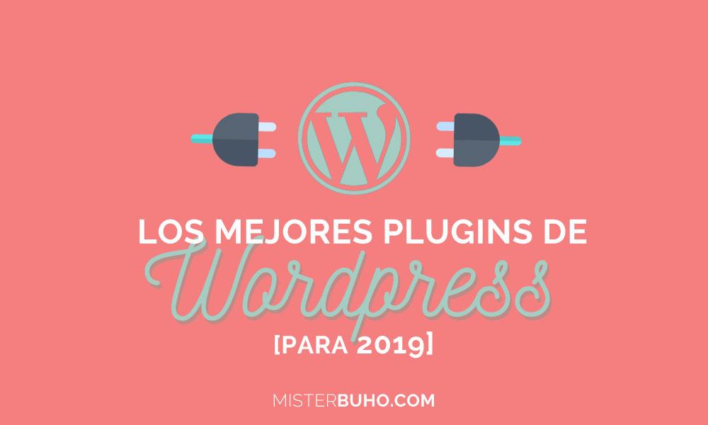 Los mejores plugins de WordPress para 2019