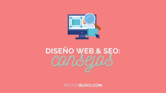 Diseño web y SEO consejos para una correcta implementación