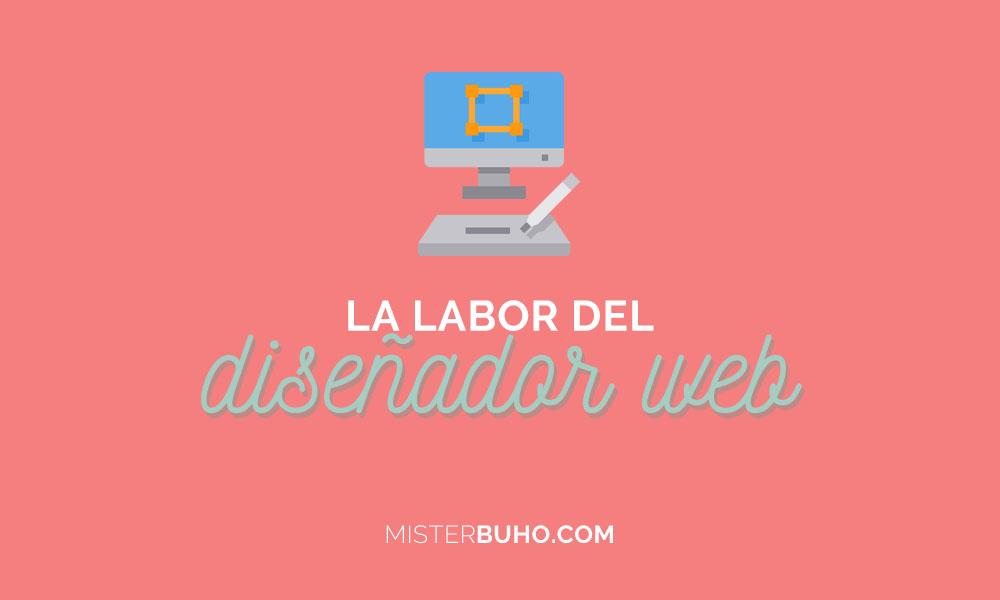 La labor del diseñador web profesional