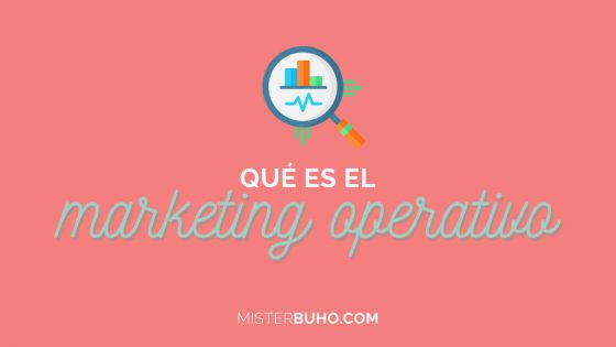 Qué es el marketing operativo