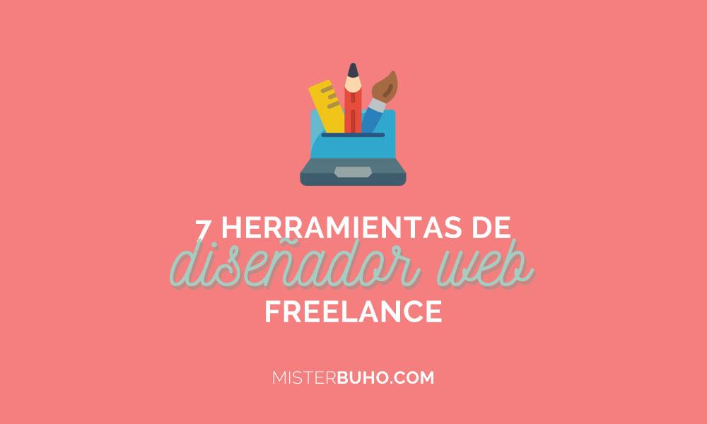 7 herramientas de diseñador web freelance