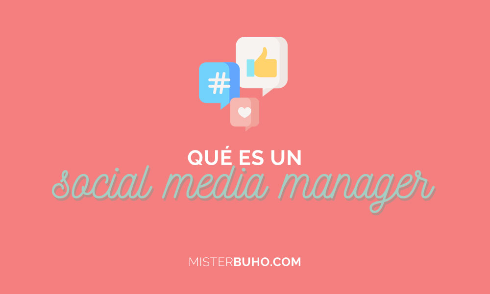que es un social media manager