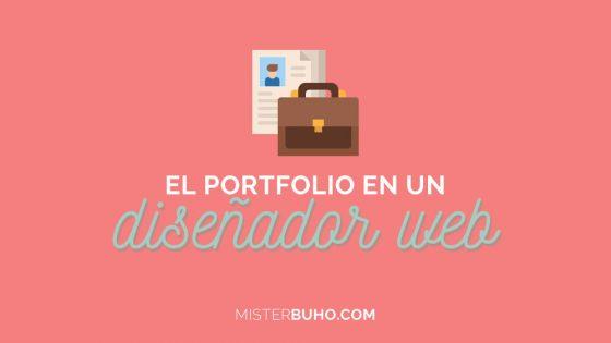 Diseñador web portfolio